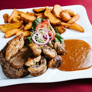 Marhahúsból készült ételek